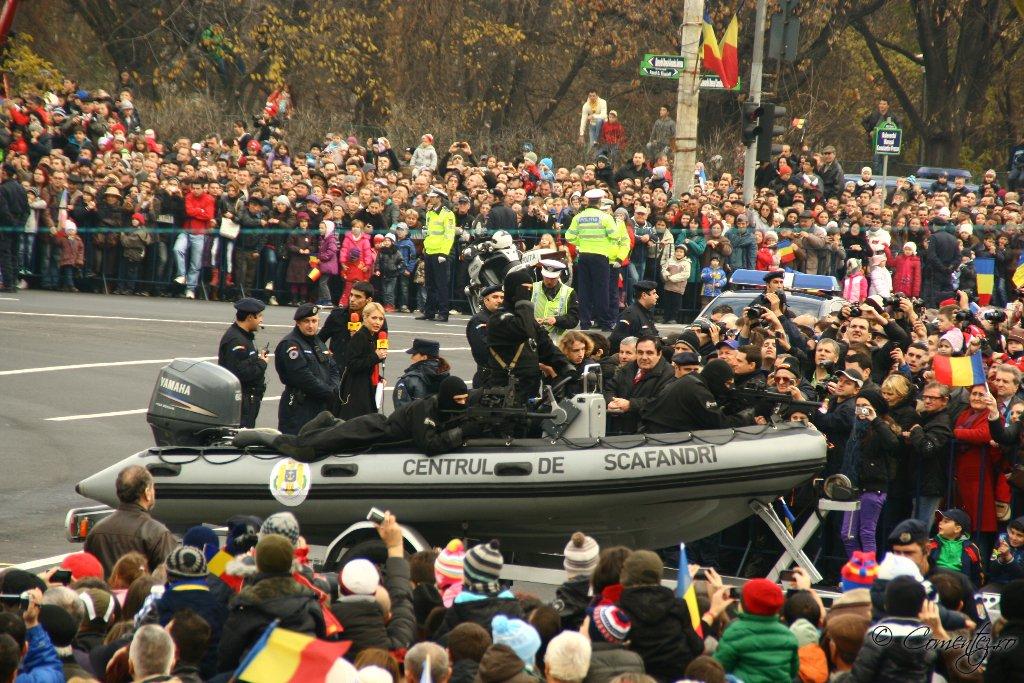 parada 1 decembrie 2012
